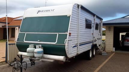Paramount  delta Caravan Bunbury Bunbury Area Preview