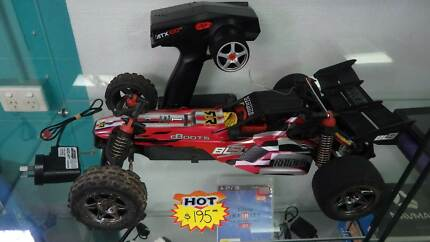 RC Car (Battery Operated)