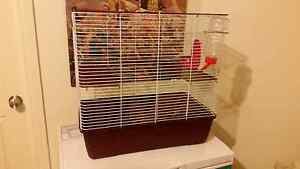 Rat cage and accessories Seaford Rise Morphett Vale Area Preview