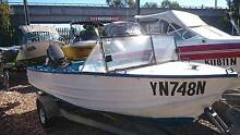 Runabout Tinnie Lower Portland Hawkesbury Area Preview