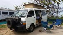 1989 TOYOTA Hiace Campervan pop top PERFECT SETUP Duaringa Central Highlands Preview