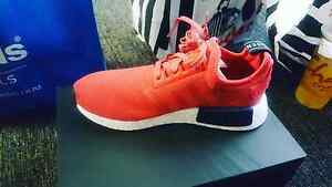 NMD R1 Red woman size 6 Mascot Rockdale Area Preview