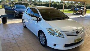 2012 Toyota Corolla Ascent 4 Sp Automatic 5d Hatchback