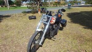 HARLEY DAVIDSON 2014 WIDEGLIDE MOTORCYCLE