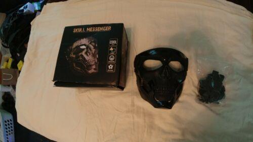 Skull Messenger/Airsoft Mask