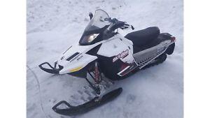 2010 Ski-Doo MXZ TNT 1200