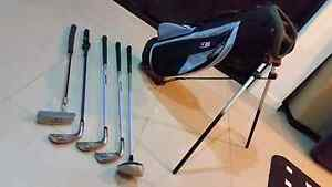 US KIDS Golf Club Set with Stand North Lakes Pine Rivers Area Preview