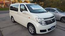 2003 Nissan Elgrand ONLY 31KMS!! As new condition. Rare find!! Salisbury South Salisbury Area Preview