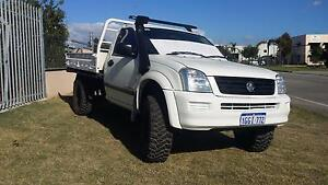 2006 Holden Rodeo turbo diesel 4x4 Ute Malaga Swan Area Preview