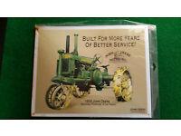 John Deere Tractor 3/' X 5/' Polyester Flag Banner Man Cave Bar Shop NEW # 159