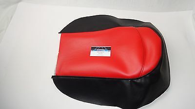Polaris Youth 120 Snowmobile  Red/Blk Seat Cover Fits most models 1999 to 2015