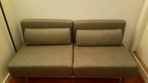 2 Seat Mulit position SOFA BED,  rarely used (originally $1,100) Bondi Beach Eastern Suburbs Preview