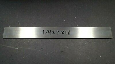 14 Thick X 2 Wide O1 Tool Steel 18 Long Oil Hardening Knife Making Steel