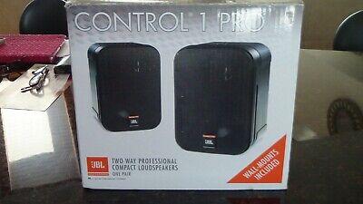 Black Compact Loudspeaker (JBL Control 1 Pro - 5