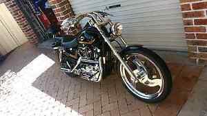 Harley Davidson VGC XL1200C BIKE Sportster tough Bligh Park Hawkesbury Area Preview