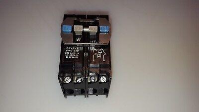 Bryant Brd 240-2115 Quad Circuit Breaker Type Brd Brd2402115