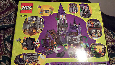 Lego Scooby-Doo Mystery Mansion (75904) - Retired Set