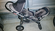 City select , baby jogger twin pram. Crawley Nedlands Area Preview