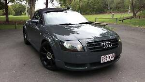 2002 Audi TT Convertible Roadster Coupe Gordon Park Brisbane North East Preview