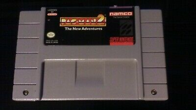 Pac-Man 2: The New Adventures (Super Nintendo Entertainment System, 1994)