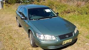 2001 Toyota Camry Wagon Redhead Lake Macquarie Area Preview