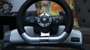 Xbox 360 Steering Wheel *ONLY*