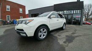 2010 ACURA MDX - CUIR- TOIT - 7 PASSAGERS