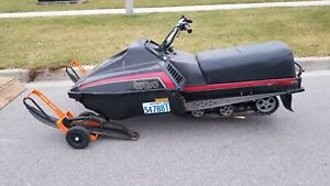 1986 Yamaha Bravo 250 in excellent condition and runs great!