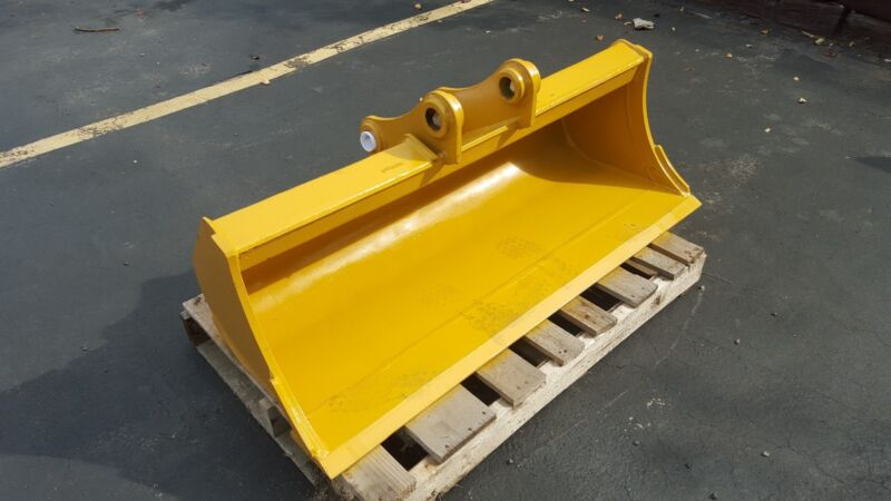 "New 48"" Ditch Cleaning Bucket For A Caterpillar 304ccr W/ Pins"