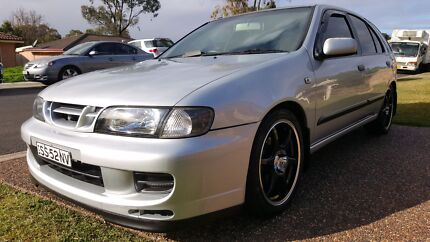 2000 Nissan Pulsar N15 S2 SSS St Clair Penrith Area Preview