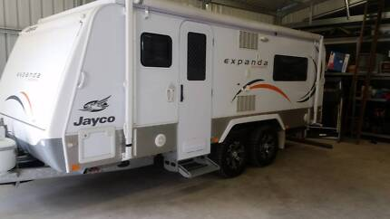 Jayco Outback Expander