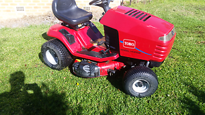 Toro xl380h ride on mower Bomaderry Nowra-Bomaderry Preview
