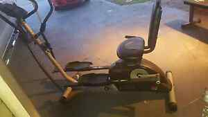 Cross Trainer and Recumbent Bike  - 2 in 1 machine Kallangur Pine Rivers Area Preview