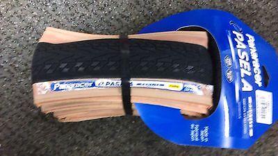 NEW Panaracer Pasela PT Folding Black & Tan Bicycle Tire 700 X 28