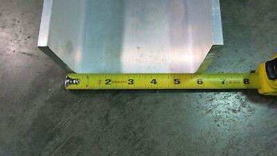 6 X 3.25 X .210 6061 Aluminum Association U Channel 12 Length Brand New