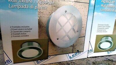 Lámpara LED Terraza Foco Iluminación Aluminio Exterior Jardín