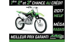 2017 Kawasaki KLX140G Défiez nos priz