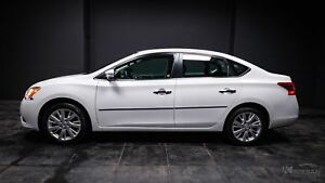 2015 Nissan Sentra SL LIKE NEW! LEATHER! BACK UP CAM! NAV!