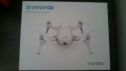 NEW!! 4K Drone Yuneec Breeze