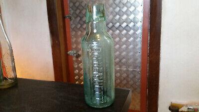 1900s p g bennett north adelaide   lamont  bottle
