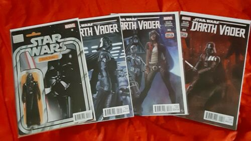 Marvel Darth Vader lot. 1,2,3,4. First appearance Doctor Aphra