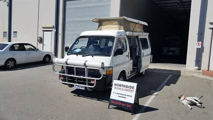 TOYOTA HIACE POP TOP WANTED WANTED TO BUY OR SELL ON BEHALF Wangara Wanneroo Area Preview