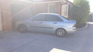 2003 ford focus registered Kurri Kurri Cessnock Area Preview
