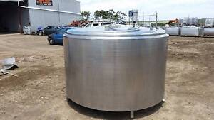 3200 lt stainless steel tank, milk vat, mixing, wine, beer, chees Timboon Corangamite Area Preview