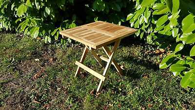 TEAK WOOD small foldable picnic table - Small Picnic Table