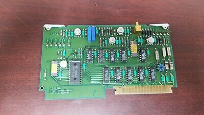 Hp 85662-60130 Replacement Board For 85662a Spectrum Analyzer Display Section