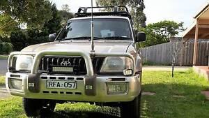 2001 Toyota LandCruiser Wagon Mornington Mornington Peninsula Preview