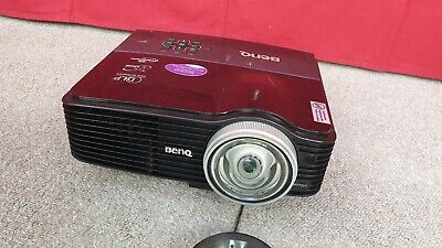 BenQ MP772 ST Projector - HDMI - PC, Home Cinema - No Remote - 164 Hours?