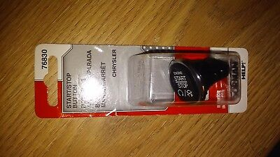 Dorman 76830 Start Stop Button for many Chrysler models