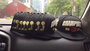Brand New Raptors Champions Hat Cap